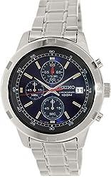 Seiko Chronograph Stainless Steel Men's watch #SKS419