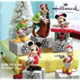 Wireless Disney Band Complete Set of 5 by Hallmark 2013