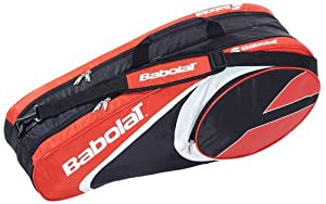 Buy BABOLAT Club Line 6 Racquet Bag by Babolat
