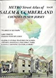 img - for Metro Street Atlas of Salem & Cumberland Counties in New Jersey book / textbook / text book