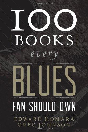 100 Books Every Blues Fan Should Own (Best Music Books)