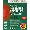 Kaspersky KIS MD 2015 - Antivirus, 2 Dispositivos