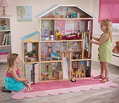 KidKraftMajestic Mansion Dollhouse with Furniture by KidKraft