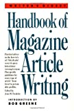 Writers Digest Handbook of Magazine Article Writing