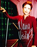 NANA VISITOR as Major Kira Nerys - Star Trek: Deep Space Nine GENUINE AUTOGRAPH