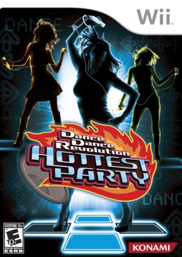 Dance Dance Revolution Hottest Party – Software Only