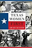 img - for Texas Women First (American Heritage) book / textbook / text book