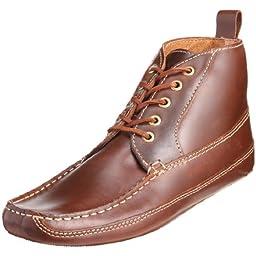 Chukka Boot: Dark Brown