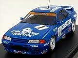 【hpi・racing】1/43 カルソニック スカイライン (No.1) 1991 JTC (Gr.A)
