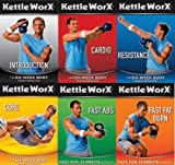 Kettleworx 6 Week Transformation 6 DVD set (Kettleworks)