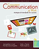 img - for Competent Communication at Work: Strategies and Standards for Success book / textbook / text book
