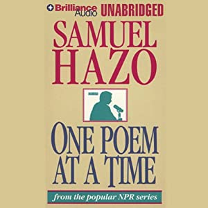One Poem at a Time Radio/TV Program