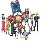 超造形魂 ワンピース 麦わらの一味 -新世界編- (BOX)