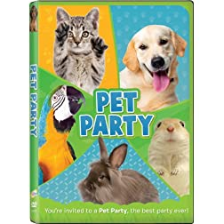 Animal Atlas: Pet Party