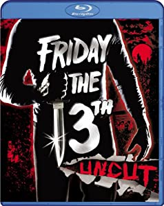 NEW Bacon/palmer/king/crosby - Friday The 13th Uncut (Blu-ray)