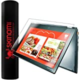 Skinomi® TechSkin - Lenovo Yoga 2 Pro Screen Protector Premium HD Clear Film with Lifetime Replacement Warranty / Ultra High Definition Invisible and Anti-Bubble Crystal Shield - Retail Packaging