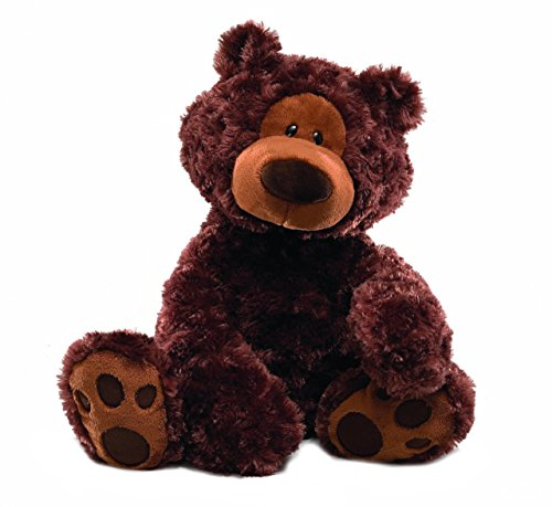 Gund Philbin Teddy Bear Stuffed Animal, 18 inches (Gund Bears compare prices)