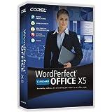 WordPerfect Office X5 Standard [Old Version] ~ Corel