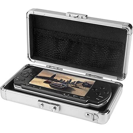 PSP Aluminum Safe Case