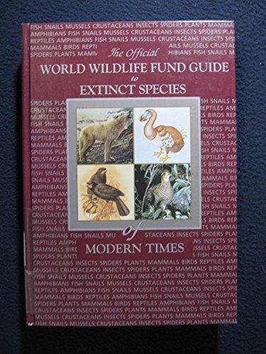 world-wildlife-fund-guide-to-extinct-species-of-modern-times