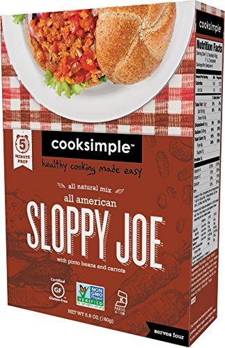 cooksimple-all-natural-mix-all-american-sloppy-joe-with-pinto-beans-and-carrots-6-pack