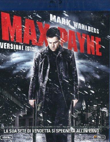 Max payne [Blu-ray] [IT Import]