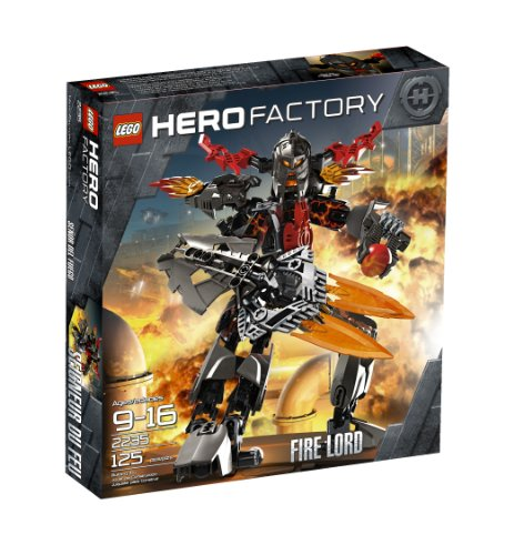 LEGO Hero Factory Fire Lord 2235