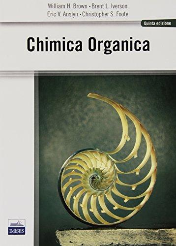 Chimica organica PDF
