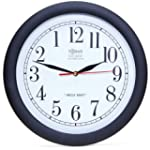 Horloge Qui Tourne A L'Envers