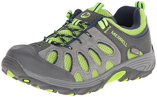 Merrell Chameleon Low WT Hiking Boot (Little Kid/Big Kid)