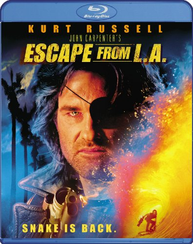 Cover art for  Escape from L.A. [Blu-ray]
