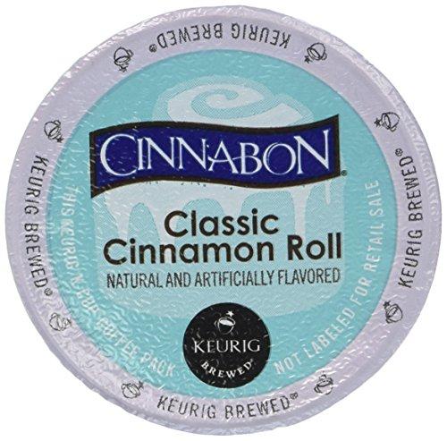 Cinnabon Classic Cinnamon Roll - 18 ct (Keurig K Cups Cinnabon compare prices)