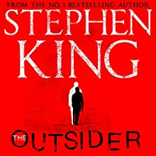 The Outsider Audiobook by Stephen King Narrated by Will Patton