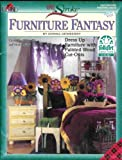 img - for Plaid One Stroke Furniture Fantasy (Dress up furniture with painted wood cut outs, Decorative painting #9549) book / textbook / text book