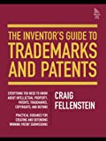 img - for The Inventor's Guide to Trademarks and Patents book / textbook / text book
