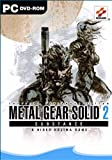 Metal Gear Solid 2: Substance (PC DVD)