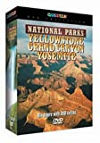 National Parks - Yellowstone, Grand Canyon, Yosemite