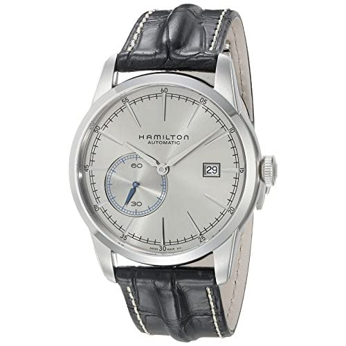 [ハミルトン]HAMILTON 腕時計 RailRoad Small Second(レールロード スモールセコンド) H40515781 メンズ 【正規輸入品】