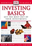 Investing Basics (Essential Finance) (0751337250) by Shaw, Adam