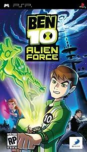 Ben 10:Alien Force - PlayStation Portable