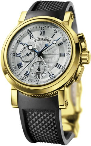 breguet-marine-mens-black-rubber-strap-yellow-gold-automatic-chronograph-swiss-made-watch-5827ba-12-