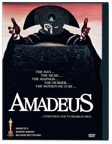 Cover of &quot;Amadeus - Director's Cut (Two-D...