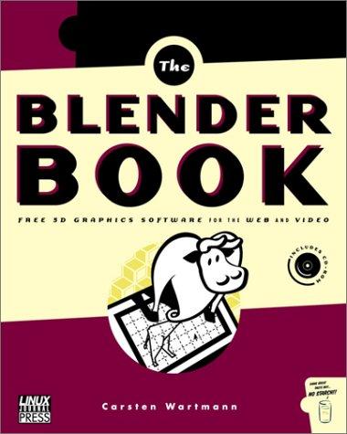 Blender Book, Carsten Wartmann