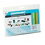 Silverline 349758 105 Piece Hobby Tool Accessory Kitby Silverline Tools