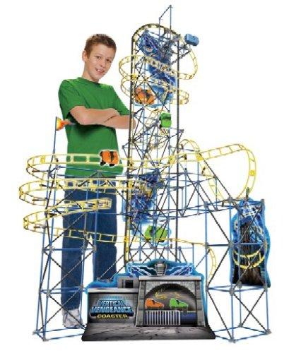 K Nex Vertical Vengeance Coaster Most Wanted Christmas