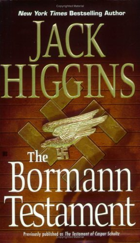 Image for The Bormann Testament