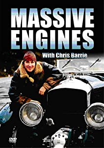 Massive Engines With Chris Barrie [DVD]