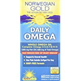 Norwegian Gold Daily Omega, 60-Count