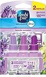 Ambi Pur 3Volution Lavendar Sensation Refill Air Freshener Twin Pack 2 x 20ml Refils