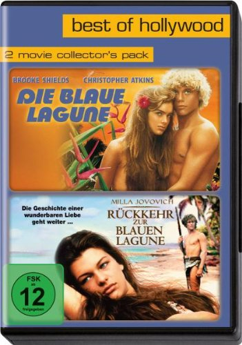 Best of Hollywood - 2 Movie Collector's Pack: Die blaue Lagune / Rückkehr zur blauen... [2 DVDs]